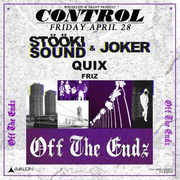 Stooki Sound & Joker, Quix: Main Image